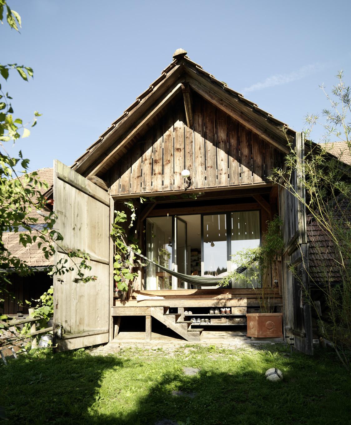 bauernhaus umbau w2 architekten bern. Black Bedroom Furniture Sets. Home Design Ideas